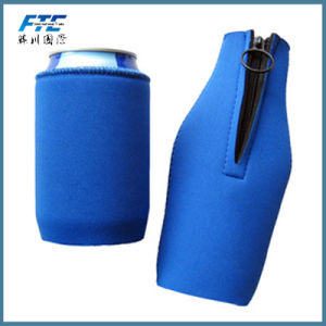 Promotional Custom Logo Printing Neoprene Can Cooler pictures & photos