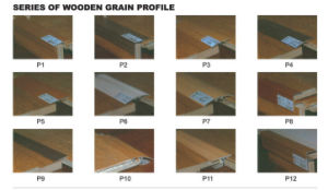 PVC Floor Skirting pictures & photos