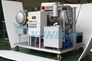 Vacuum Turbine Oil Dewatering and Cleaning Machine pictures & photos