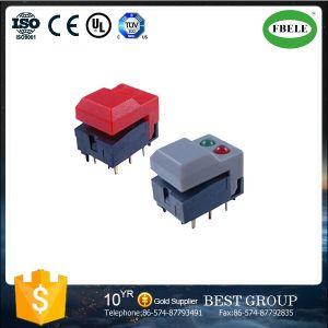 Push Button Switch, Illuminated Push Button Switchs, Small Push Button Switch with LED, Mini Push Button Switch with Lamp Button Switch pictures & photos