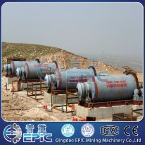 China Silica Sand Ball Mill Manufacturer pictures & photos