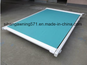 Electric Roof Awning for Glass Houses and Villa (CV002)