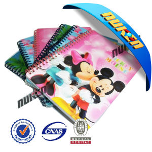 2015 Hot Sale 3D Printing Notebook Cover pictures & photos
