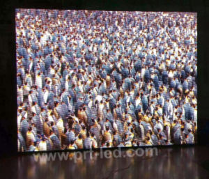 Super Slim Video Wall Advertising LED Panel for Indoor P2.5 pictures & photos