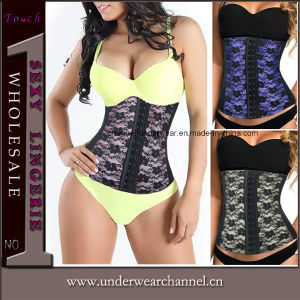 Women Ladies Waist Training Plus Size Sexy Corset Lingerie (TG730) pictures & photos