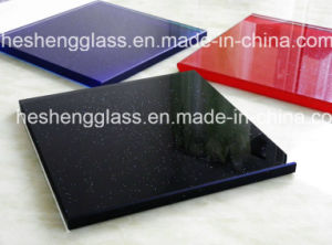 8mm Grey Elevator Wall Tempered Glass pictures & photos
