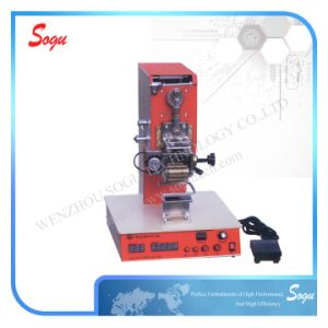 Single Line Elevated Type Code Printing Machine pictures & photos