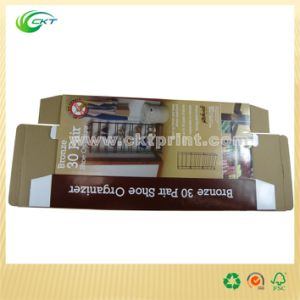 Custom Printing Paper Box with Folding (CKT-CB-375) pictures & photos