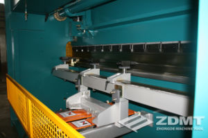 Zdmt Qaulity Brand Hydraulic Nc Bending Machine pictures & photos