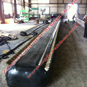 Inflatable Rubber Airbag for Culvert Formwork (Sold to Kenya) pictures & photos
