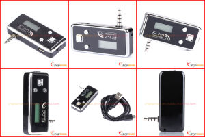 High Quality Bluetooth Smart Remote Control FM Transmitter pictures & photos