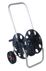 Top Selling High Quality Aluminium Tube Hose Reel Cart