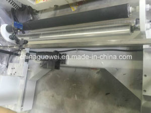 Vertical Automatic Computer Control Slitter Machine for Roll Paper pictures & photos