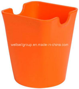 Multifunction Plastic Storage Bucket/Pen Container pictures & photos