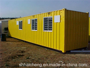 Demountable Ecological Prefab Laminated Log Houses pictures & photos