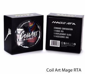 Coil Art Mage Rta 3.5ml Capacity Fit Wismec Reuleaux Rx200 Mod pictures & photos