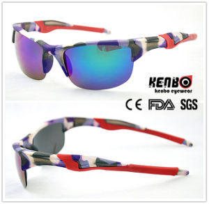 Best Selling Fashion Sports Sunglasses UV400 CE FDA Ks-Lx9976 pictures & photos