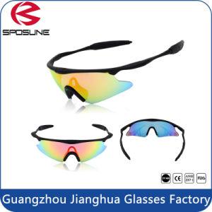 Factory Wholesale OEM Promotion Cheap Sports Sunglasses Online pictures & photos