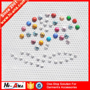 Excellent Sales Staffs Various Colors Hotfix Rhinestone Motif pictures & photos
