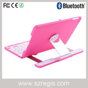 360-Degree Rotating Wireless Bluetooth Keyboard for iPad Air and iPad5 pictures & photos