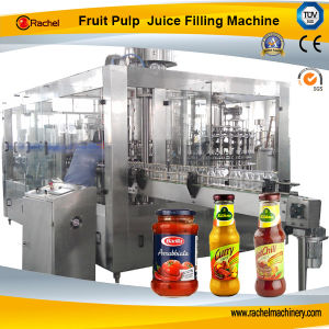 Automatic Chilli Bottling Machine pictures & photos