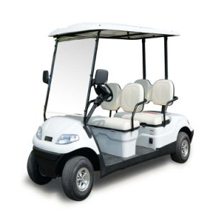 4 Seater Battery Powered Golf Cart pictures & photos