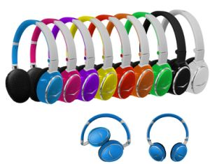 Bluetooth Headphone in 10 Colors Available pictures & photos