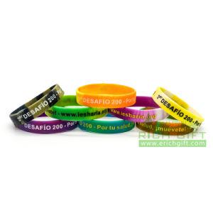 Wholesale Nigeria Popular Embossed/Debossed Wristband pictures & photos