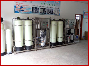Gold Supplier Full Automatic Two Stage Reverse Osmosis System Water Purifier Plant (KYRO-1000) pictures & photos