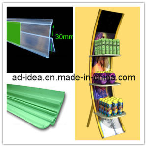 Plastic Co-Extrude Profile / Extruded Plastic / Co-Extruded PVC Profile (A-007) pictures & photos
