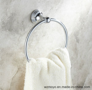 Towel Ring in Chrome Plating Finish for The Bathroom pictures & photos