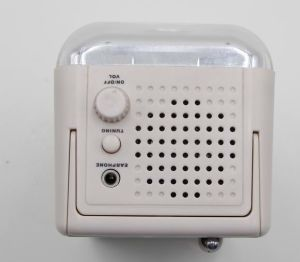 Rechargeable SMD LED FM Radio USB Emergency Light pictures & photos