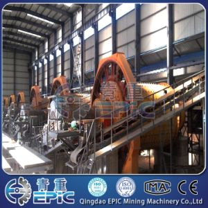 Wet Grinding Ball Mill From China Manufacture for Mineral Ore Grinding pictures & photos
