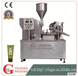 Ylg-Gz10015automatic Paste Filling and Capping a Secret pictures & photos