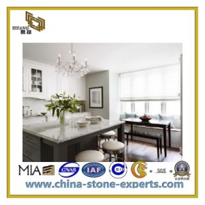 Polished Artificial Marble Stone Slab for Countertop/Bathroom (YQC) pictures & photos