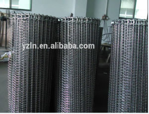 Metal Mesh Belt for Freezering Food Processing, Bread pictures & photos
