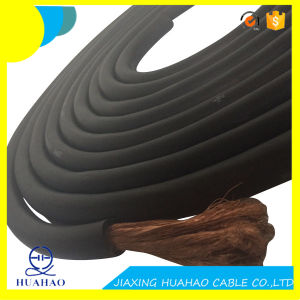 High Quality 6AWG Car Power Cable with Frosted PVC Sheath pictures & photos