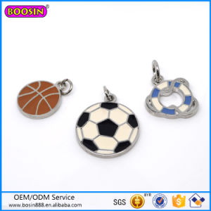 Fshion Jewellery Metal Alloy Football Charm Hot Sale pictures & photos