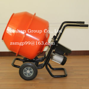 Cm145s (CM50S-CM350S) Portable Electric Gasoline Diesel Cement Mixer pictures & photos