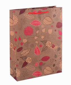 Custom Shopping Bag, Top Quality Shopping Bag, Paper Bag in Different Size with Logo Pritning pictures & photos