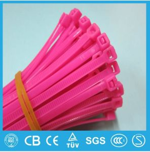UL Approved Nylon 66 Heat Resistance Manufacturer Direct Selling Self-Locking Nylon Cable Ties pictures & photos