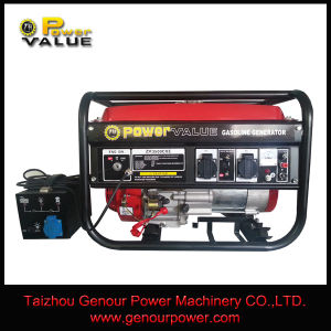 China Power Generator Gasoline Generator 168f 177f 188f 190f in High Quatity pictures & photos