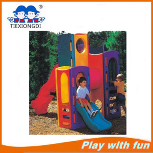 Colorful Plastic Playground Slides for Outdoor Low Price! ! ! pictures & photos
