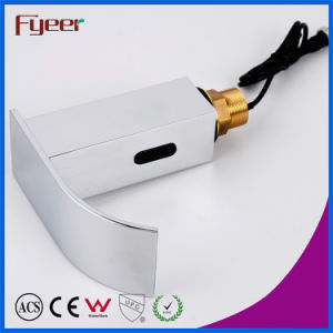 Fyeer Fashion Waterfall Automatic Sensor Faucet pictures & photos