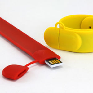 Slap Wrist USB Memory Stick Slap USB Key pictures & photos