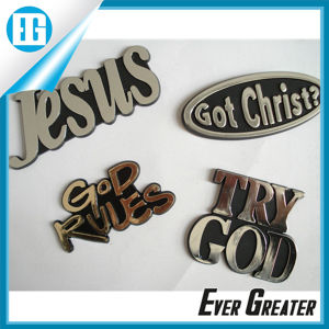 Christian Jusus Fish Sticker Emblems OEM pictures & photos