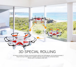 2.4G 4 Channel Mini 6 Axis Remote Control Drone with USB (10230843) pictures & photos