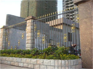 Decorative Steel Wall Fence with High Quality
