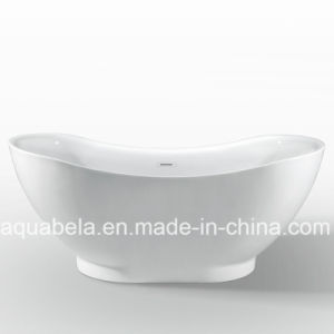 Cupc Approved Luxury Bathtub Sanitary Ware (JL633) pictures & photos
