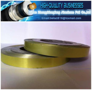 Cable Shielding and Wrapping Material (AL / PET) pictures & photos
